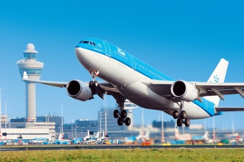 KLM Royal Dutch Airlines Airbus A330-200