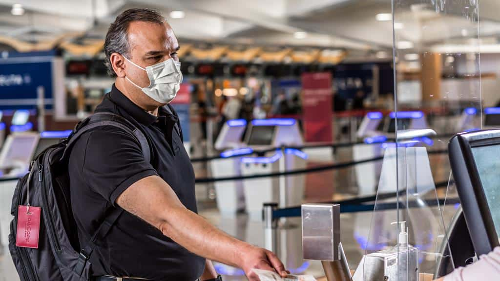 Delta was one of the first airlines to require customers and employees to wear a mask or face covering