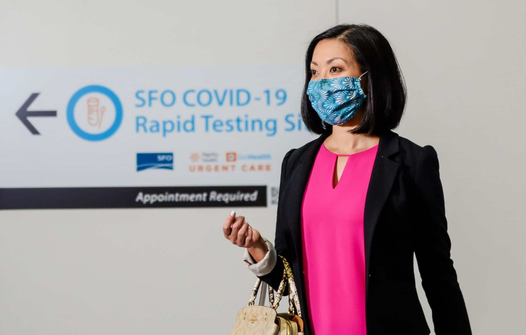 United Airlines becomes first U.S. carrier to make COVID-19 tests available to customers