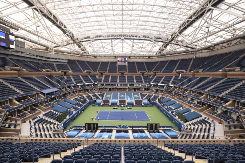 Emirates Gets #BackInTheGame at the 2020 US Open