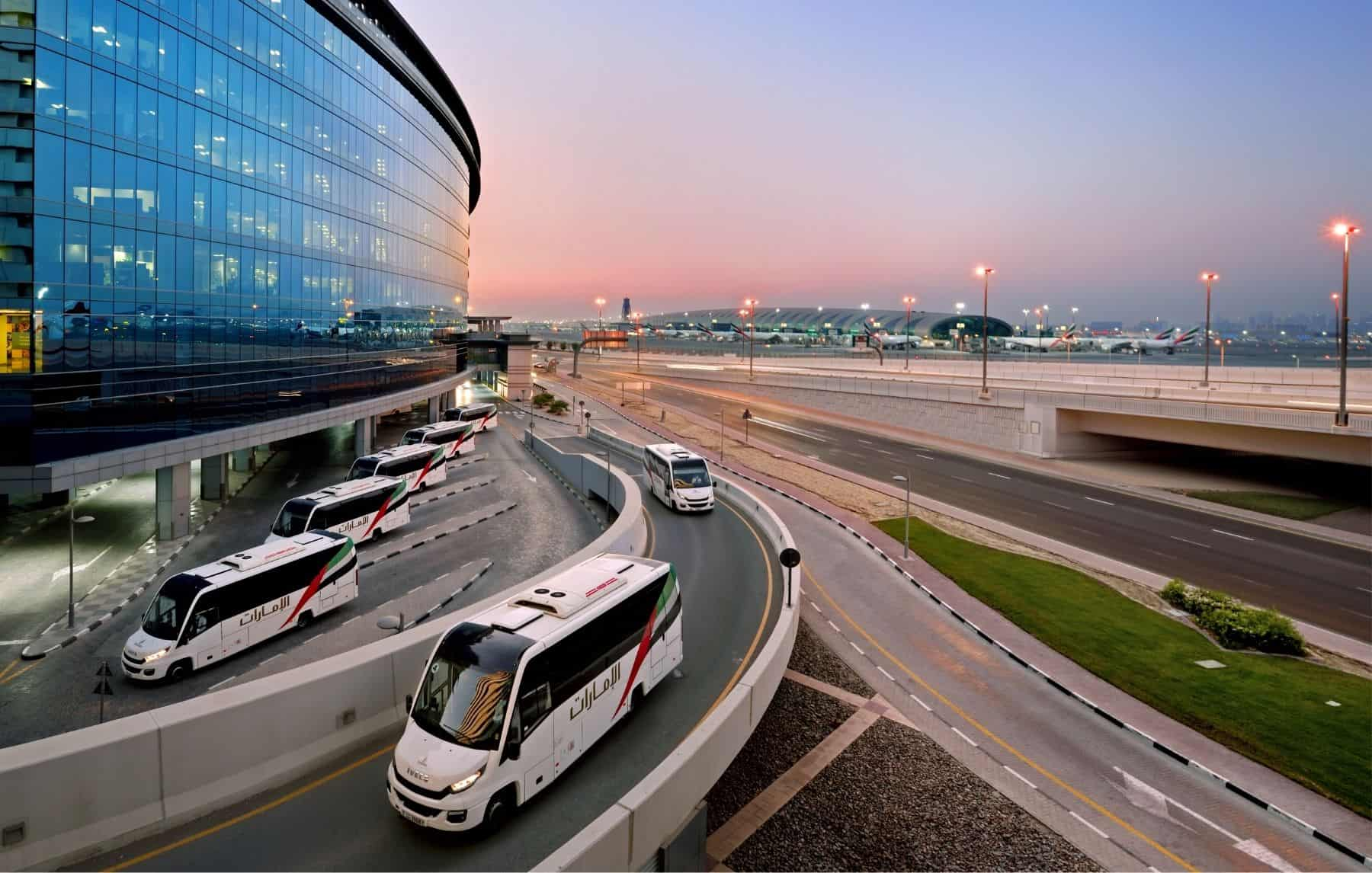 Emirates has revealed that nearly a third of its dedicated fleet of transport buses for cabin crew in Dubai will now operate on biofuel, taking another step forward on its environmental mission to reduce emissions.