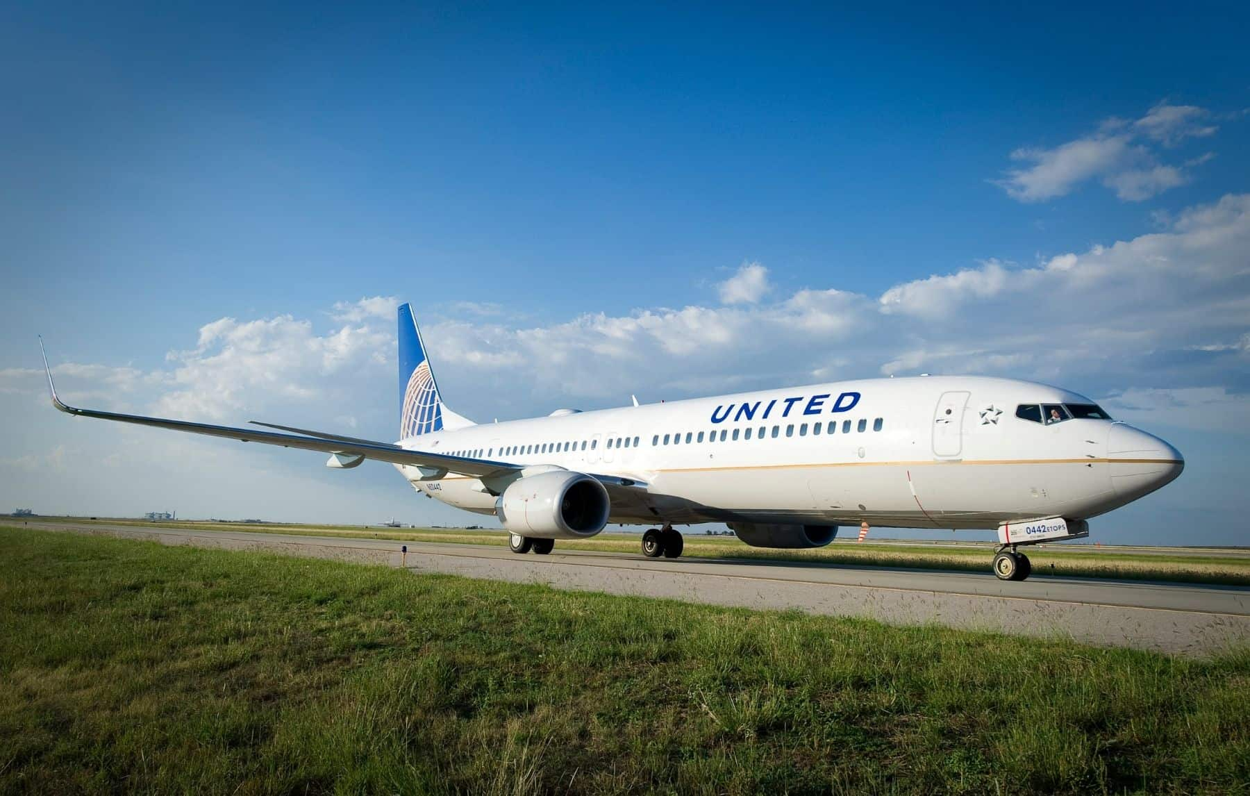 United Airlines Boeing 737