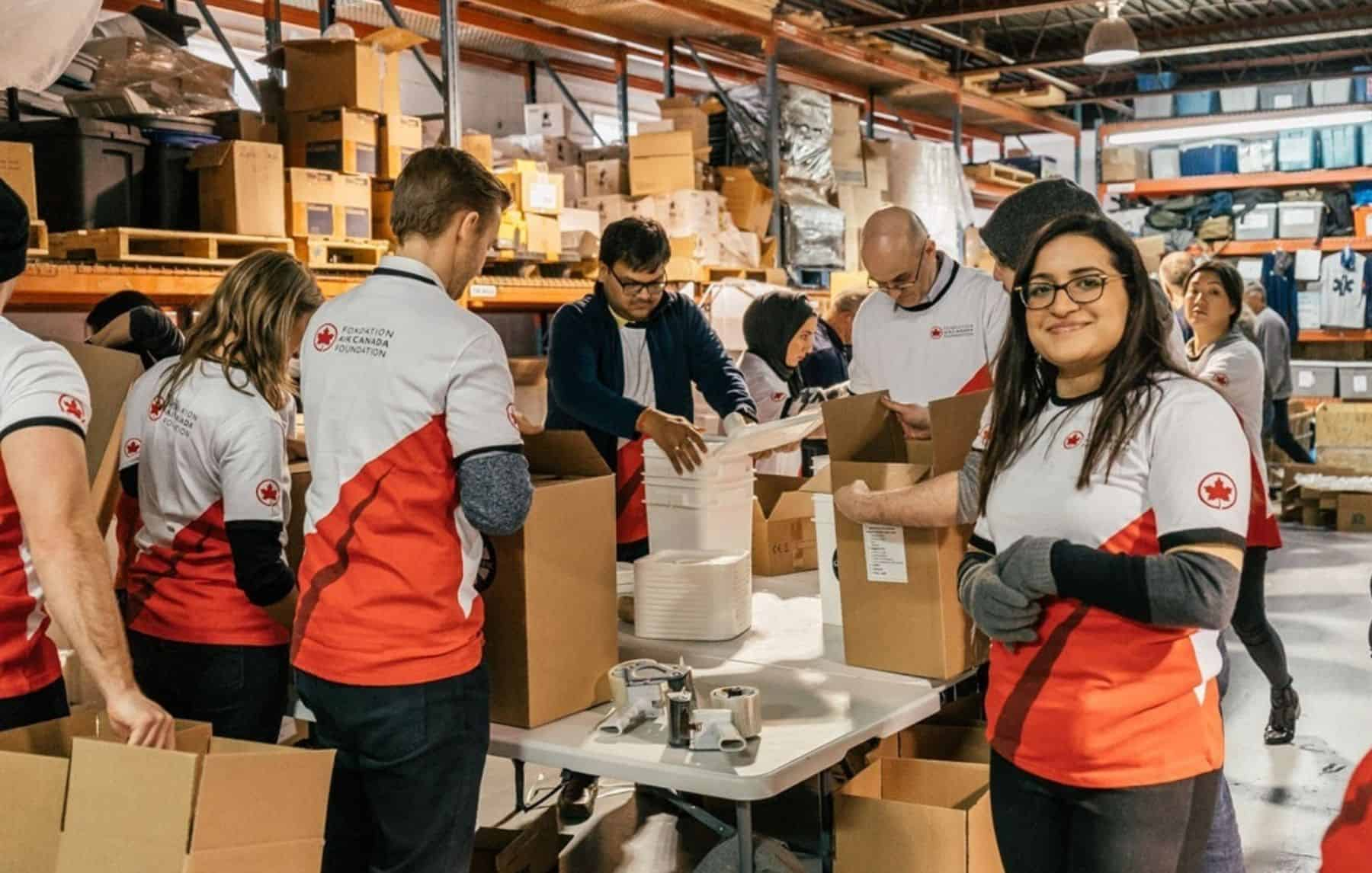 Air Canada Foundation finding new ways to help Canadians